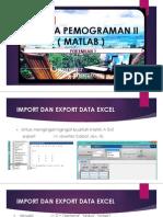 Bahasa Pemograman II