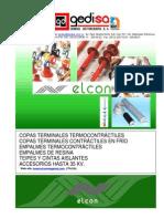 Diseño Electrif. 30 Catálogo Empalmes