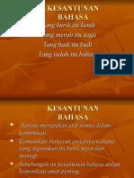 Kesantunan Bahasa Pp