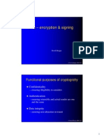 GPG - encryption & signing