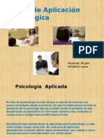 areasdeaplicaciondelapsicologia-130330094016-phpapp02