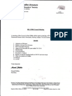 Draft Financial Statements Y/E 31/12/14