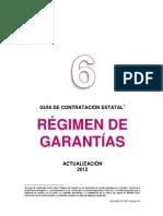Garantías en La Contratación Pública