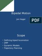 Bipedal Motion
