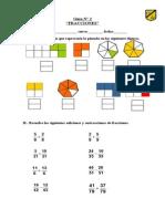 Guía Fracciones