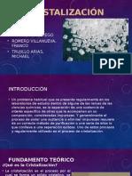 Cristalización Final Ppts