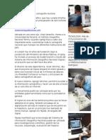 Modernización Toca La Cartografía Nacional,Geografianoticia