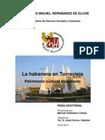 La Habanera en Torrevieja. M.cañizares