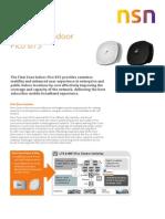 Nsn Flexi Zone Indoor Pico Bts Datasheet