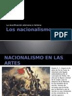 Los Nacionalismo