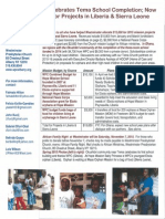africanministries15 may 8 report re 3 countries