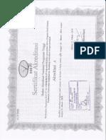 Surat Keterangan Akreditasi - Perikanan UNPAD