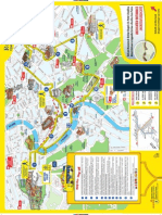Map of Rome Bus Christian Line Hop on Hop Off