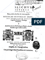 De Mysteriis Aegyptionum