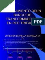 Conexion de Bco Transf. Monofasico DAMI