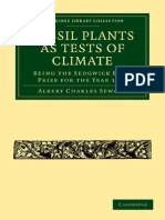 Fossil Plants as Tests of Climate