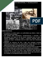 La Revolucion Industrial y Tecnologica