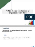 Metodología de La Organización y Recopilación de La Información.
