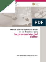 Manual Prevencion Del Delito Unodc