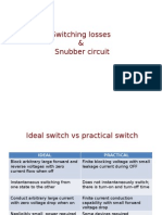 SwitchingLossess Snubbers