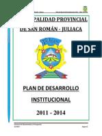 Pdi-mp-san Roman 2011 - 2014