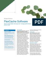 NetApp FlexCache Datasheet