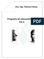 Manual Programa Educación Vocal