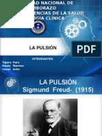 La Pulsión según Freud