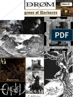 Dungeons of Darkness Magazine Issue #001