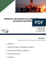 PVT Jornadas Tecnicas Validacion