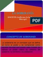 LA+SOBERANÍA