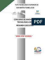 Equipo 1 Resumen Ejecutivo 2015 Carrera Industrial