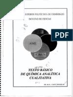 Texto básico de química analítica