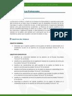 RArmería Presentación Del Reporte de Prácticas Profesionales Parte III