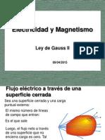 Gauss II