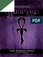 Vampyre Mysteries the Purple Veils