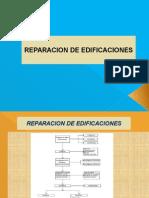 Reparacion de Edificaciones