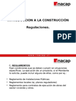 Introduccion a La Construcción Regulaciones