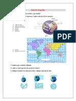 Guía de Geografía