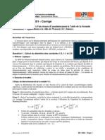 HU0201 Corrige