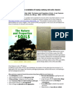 Nature and Properties of Soils, Brady and Weil 2008 080911