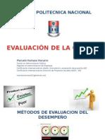 3 Metodos Evaluacion Desempeno