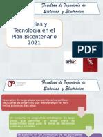 Ciencia y Tecnologia -Plan Bicentenario- 16399