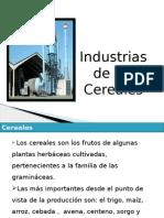 Industrias de Los Cereales