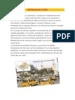 Chiclayo Ciudad de La Amistad