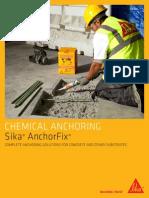 Anchorfix Range Brochure