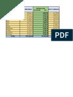 Excel Tesis
