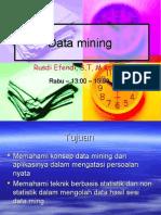 Pertemuan 1- Data Mining