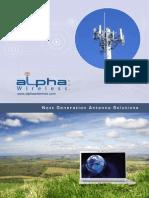 Alpha Wireless Brochure