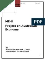 project report australia